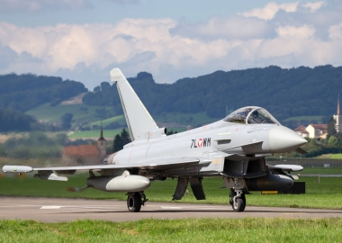 Eurofighter Typhoon: Austria examines Indonesia's surprise offer