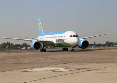 Boeing, Uzbekistan Airways team up for Dreamliner maintenance