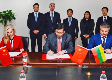 BAA Training and Chinese HNCA to Open Pilot Training Centre
