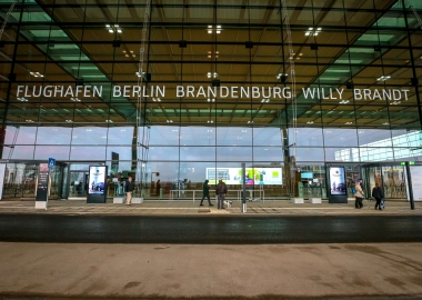Berlin Airport (BER) staff suffer electric shocks