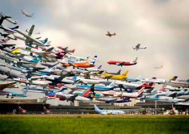 Top 5 Biggest Airports In The World