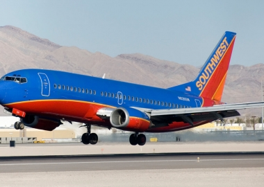 Southwest Boeing 737 hits and kills person on runway