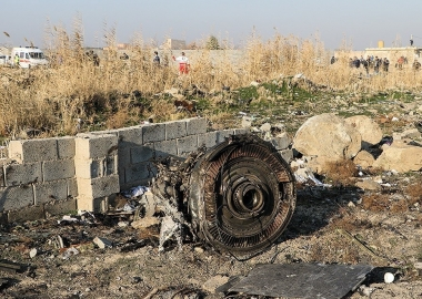 Data extraction of Ukraine Flight 752 shot down by Iran begins