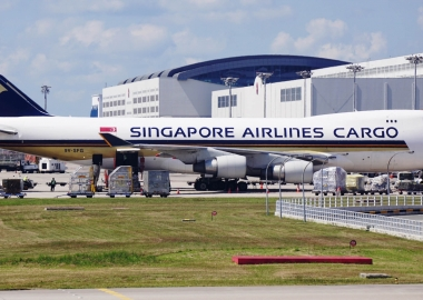 SIA delivers first vaccine shipment to Singapore