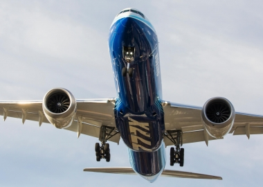 Boeing reports huge quarterly loss, 777X launch delayed to late 2023