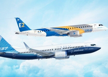 Brazil regulators approve Boeing and Embraer tie-up
