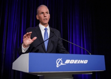 Boeing CEO names mistake with 737 MAX, denies coziness with FAA