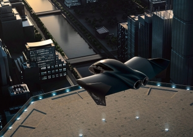 Boeing partners with Porsche on lifting urban traffic to air