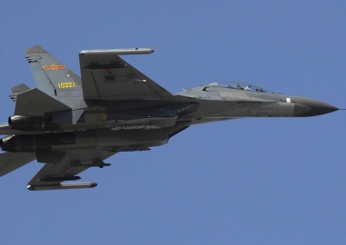 Taiwan MoD denies shooting down Chinese fighter jet