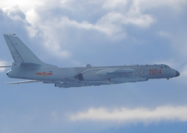 Taiwan scrambles fighters to intercept Chinese strategic bombers