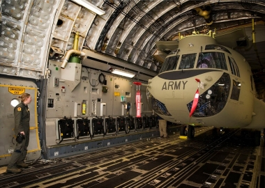 Australian Army receives 3 Chinooks 2 months ahead of schedule