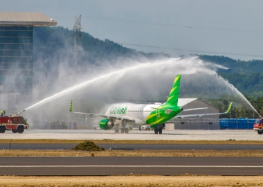 Citilink to fly from Indonesia to Germany and Saudi Arabia