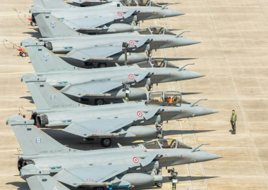 France to place Dassault Rafale fighter jet emergency order