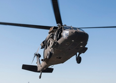 Three U.S. soldiers killed in Black Hawk crash in Minnesota