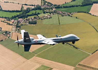 France mulls hydrogen-powered military drone
