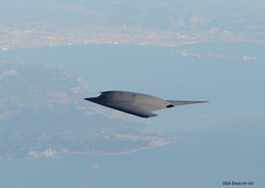 European partners begin stealth tests of nEUROn drone