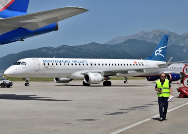 Montenegro airlines cease all operations