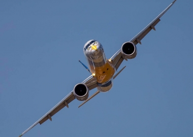 Embraer delivers most popular E2 to launch operator