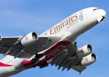 Emirates restarts Airbus A380 operations to FRA