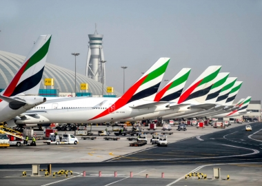 emirates airline fleet parked aerotime aviation news
