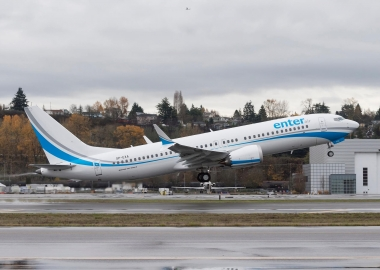Enter Air places first Boeing 737 MAX order of 2020