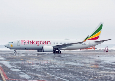 Ethiopian Airlines Boeing 737 MAX 8 in Sweden before flight in 2019 aerotime news