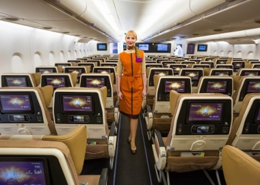 Etihad Airways tests facial recognition services for cabin crew c