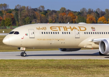 Crisis-hit Etihad reports $1.7 billion loss for 2020