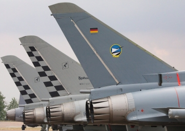 Airbus to modernize German Eurofighter Typhoon simulators