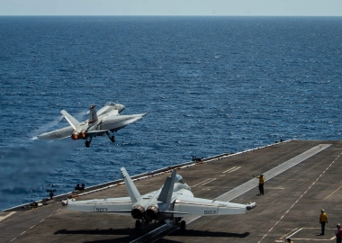 China, US deploy carrier groups amid territorial tensions