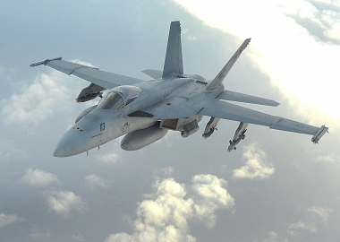 "US Navy declares death of pilot in F-18 ""Star Wars"" canyon crash"
