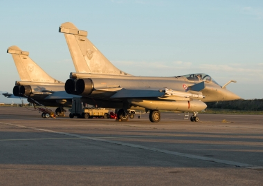 France confirms emergency order of 12 Rafale fighters