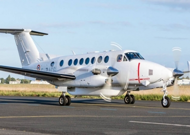 french air force receives first spy plane aerotime news