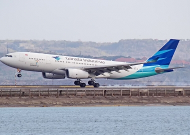 Indonesia prepares $1 billion lifeline to save Garuda