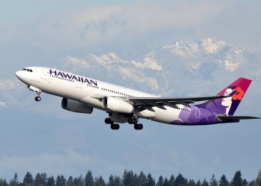 Hawaiian A330 forced to turn back three times in the same flight