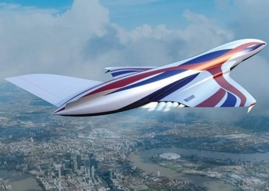 Rolls-Royce launch new effort for supersonic propulsion