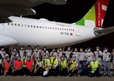 TAP Air Portugal becomes first airline to use A330neo for cargo