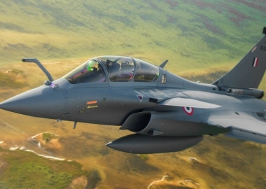 Indian Rafales under Iranian fire during stopover in UAE