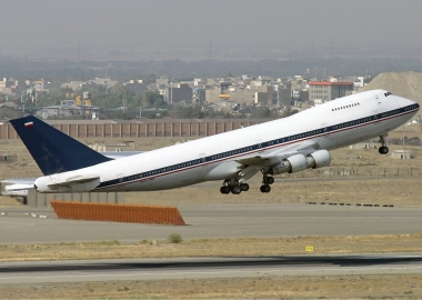 Iran Air Force Boeing 747-200