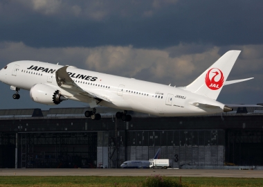 Japan Airlines reports a net loss of $2.9bn amid pandemic