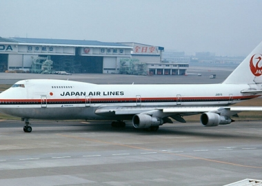 Japan Airlines Flight 123