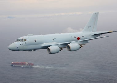 Japan naval aviation on the hunt for Chinese submarines