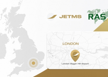 Jet MS acquires RAS Group: extends services to London Biggin Hill