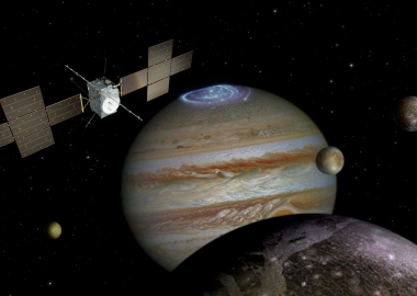 Airbus prepares for long journey to Jupiter