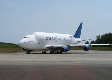 The role of Boeing Dreamlifter during COVID-19 pandemic