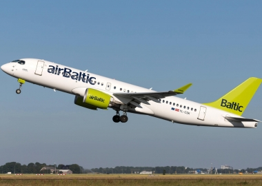 Two new Airbus A220s joins airBaltic fleet