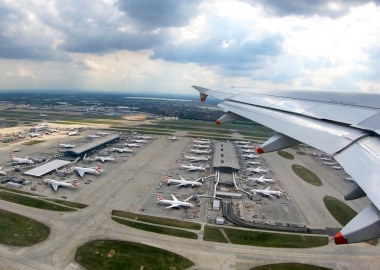 Green light for Heathrow third runway