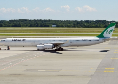 Iranian Mahan Air to open direct route to Venezuela