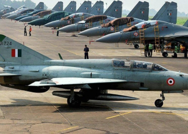 Indian female pilot made history in first MiG-21 solo flight