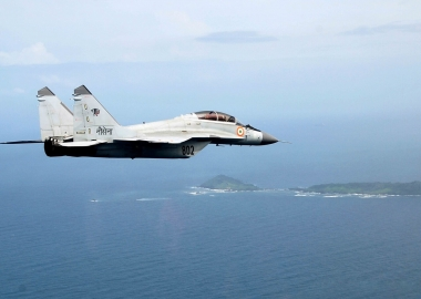 Indian Navy MiG-29 crashes into Arabian Sea, 1 pilot missing